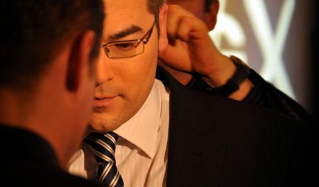 Berner Wahlen 2010 - Sylvain Astier