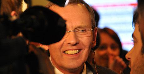 Berner Wahlen 2010 - Philippe Perrenoud
