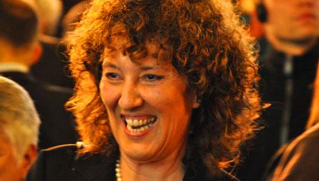 Berner Wahlen 2010 - Barbara Egger