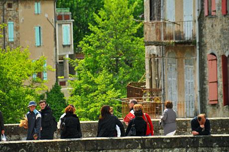 Largentière (Ardèche), Mai 2010