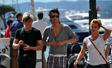St-Tropez, 2. Juni 2010