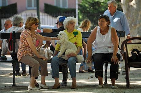 Tropéziennes à St-Tropez, 2. Juni 2010