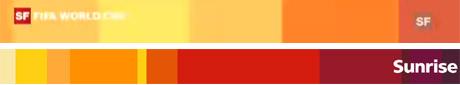 Sunrise-Logo vs. SF-Überblender