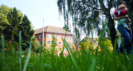 Kindernachmittag in Züri, 9. August 2010