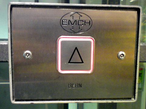 Der Lift nach Bern