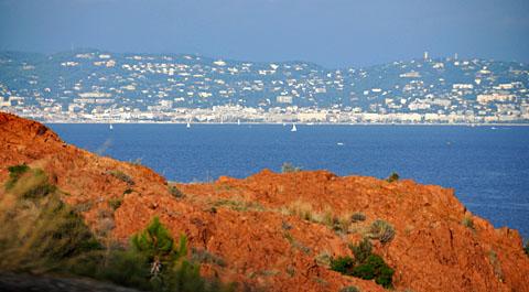 Cannes, Ende Oktober 2010