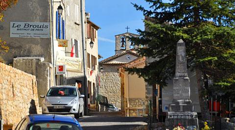 La Martre, Ende Oktober 2010