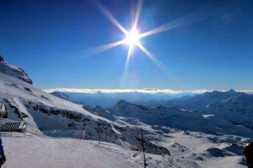 Skisaisonstart in Zermatt/Cervinia, 24.11.2010