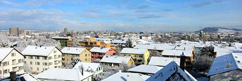 Winter in Bern, 26. November 2010
