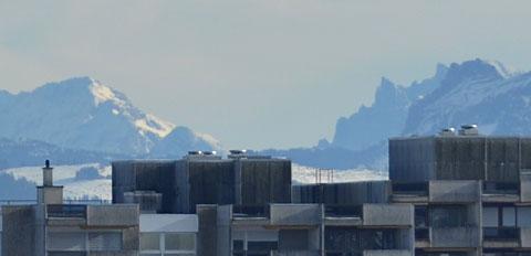 Welcher Berg könnte das sein?