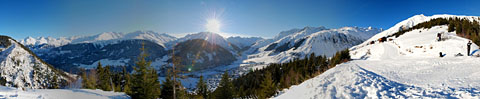 Sedrun/Cungieri, 30. Dezember 2010 (© Lucas Jacomet) - klicken für grosse Fassung