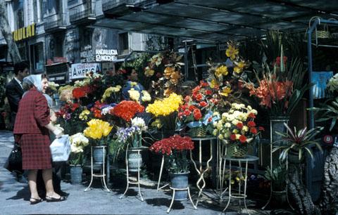 Spanien, frühe 1960er
