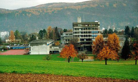 Gym Liestal, November 1991