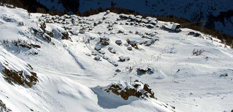 Lauchernalp, 16.1.2011