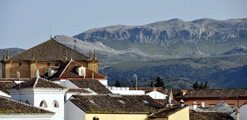 Ronda, Andalusien, 7. April 2011