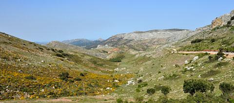 Sierra de las nieves, April 2011