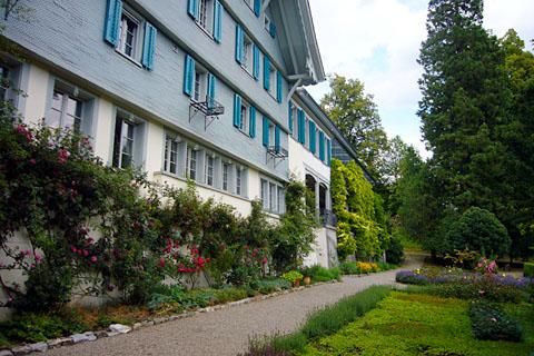 Hotel Gyrenbad, Juli 2011