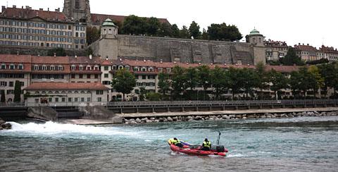Schwelle, 3. September 2011