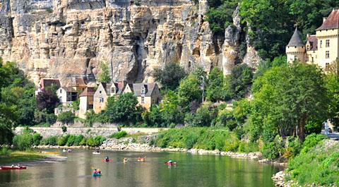 La Roque-Gageac (September 2011) - klicken für mehr Bilder