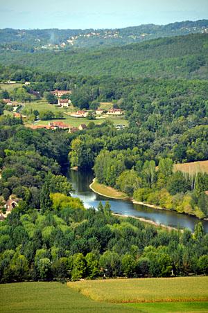 Vallée de la Dordogne (September 2011) - klicken für mehr Bilder