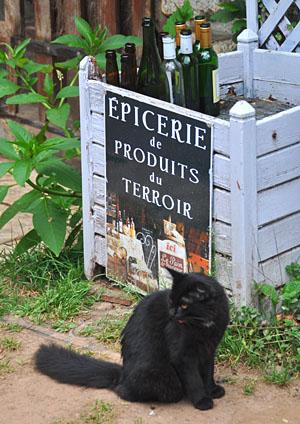 St-Léon-sur-Vézère, September 2011