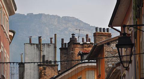 Grenoble, 25. September 2011