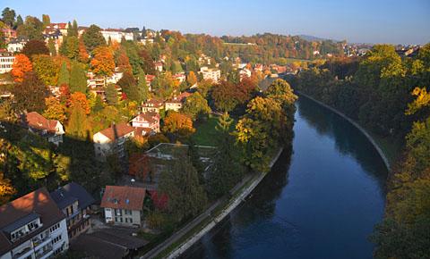 Bern, Wahltag: 23. Oktober 2011