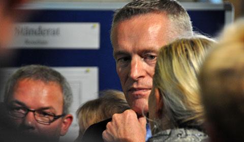 Wahlen 2011 im Berner Rathaus