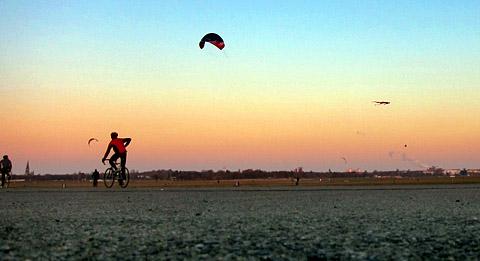 Ehemaliger Flughafen Tempelhof, 11.11.11