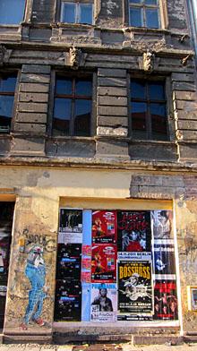 Pappelallee 80, Berlin