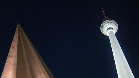 Fernsehturm Berlin, November 2011