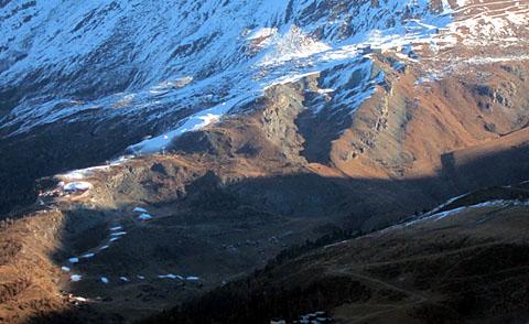 Zermatt/Cervinia, 22. November 2011