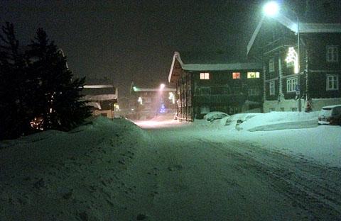 Sedrun, 6. Januar 2012