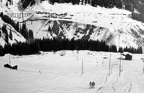 Skilift Surrein, 1994