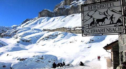 Berghaus Schwarenbach, 14. Januar 2012