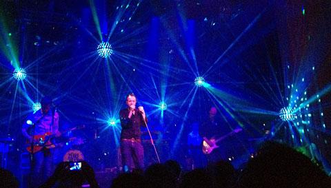 Das zweite Züri-West-Konzert im Bierhübeli, 27.4.2012