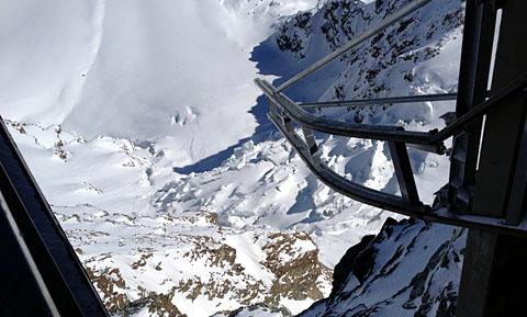 Zermatt/Cervinia, 3. Mai 2012