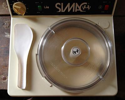 Il Gelataio SUPER von Simac aus den später 1980er-Jahren, 2012 immer noch bestens fit