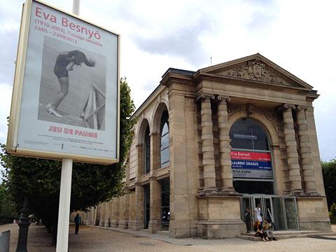 Jeu de Paume, Paris (August 2012)