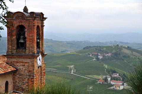 Im Alto Monferrato, 28. September 2012