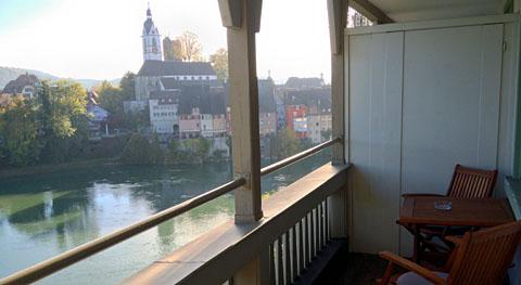 Rebstock Laufenburg, Oktober 2012