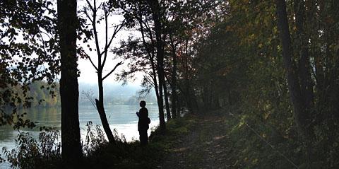Am Hochrhein, 21. Oktober 2012