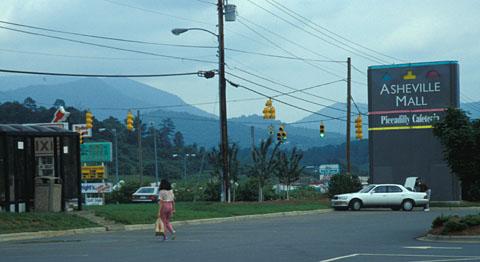 Asheville NC, Juni 1993