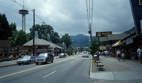 Gatlinburg, Juni 1993
