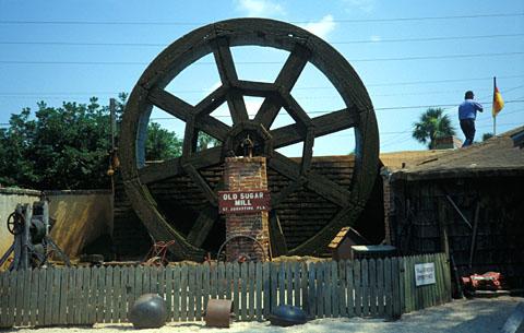 Sugar Mill, St Augustine, 11. Juni 1993