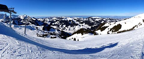 Schwarzsee, 22. Januar 2013