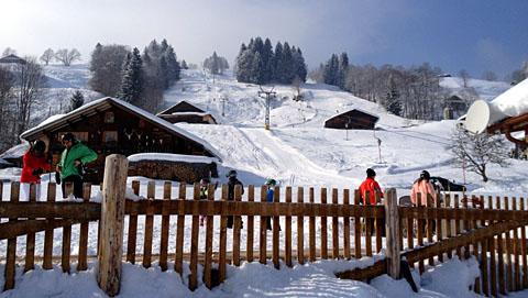 Skilift Habkern, 25. Februar 2013