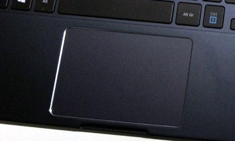 Unbrauchbar: Touchpad ohne separate Maustasten