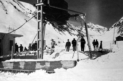 Skilift Valtgeva, 1962