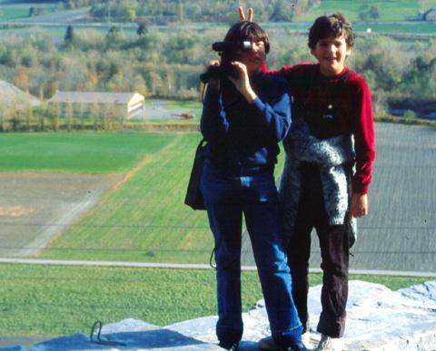 Tanner und Andi, Herbst 1984